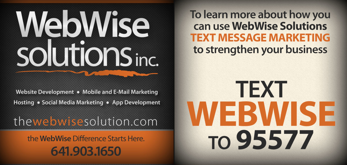 webwise text message marketing